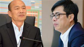 韓國瑜備詢一問三不知...陳其邁嘆可惜:市長對高雄應清楚了解(圖/翻攝自臉書)