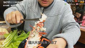▲超大龍蝦讓人食指大動。(圖/哪哪麻 授權)