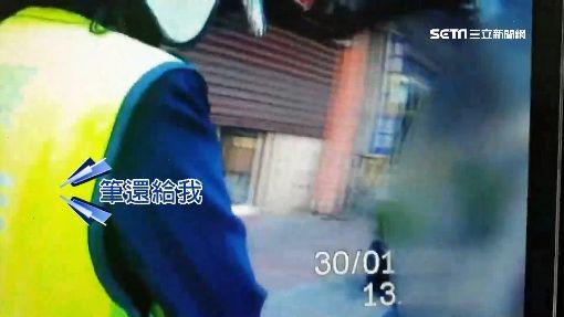 載兒沒安全帽被開單 婦激動咬警遭判2個月