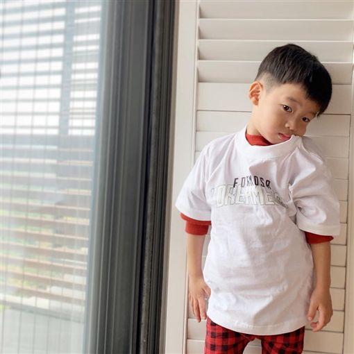 林志穎雙胞胎兒子跟飛飛翔翔是同學/微博、臉書