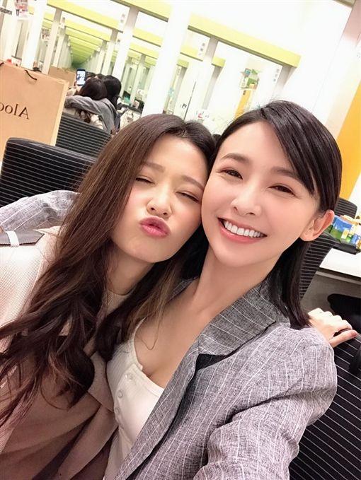 李燕、吳婉君/FB