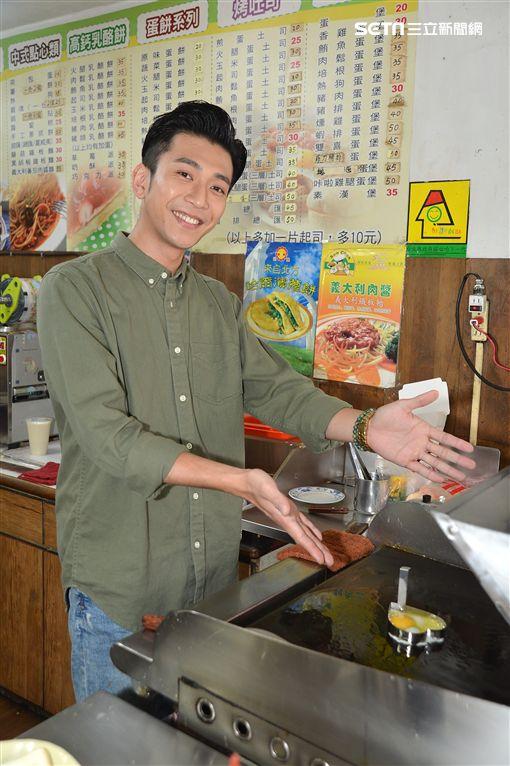 吳俊諺(鮪魚)《台灣第一等》 圖/八大電視提供