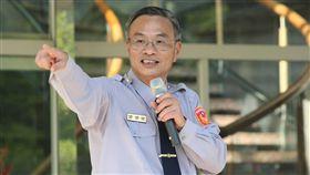 台南,警察局長,黃宗仁,母親節,表揚 圖/翻攝自臉書阿仁局長室