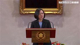 蔡英文0510國安高層會議後記者會,新聞台