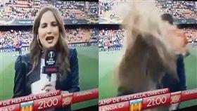 (圖/翻攝自推特)西班牙,足球,歐霸盃,主播