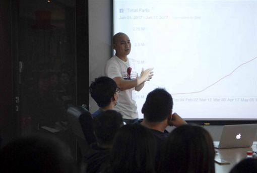 域動行銷特地邀請到業界知名社群行銷達人JUKSY街星社群行銷詹宇帆總監講述一路以來操作社群的成功經驗。