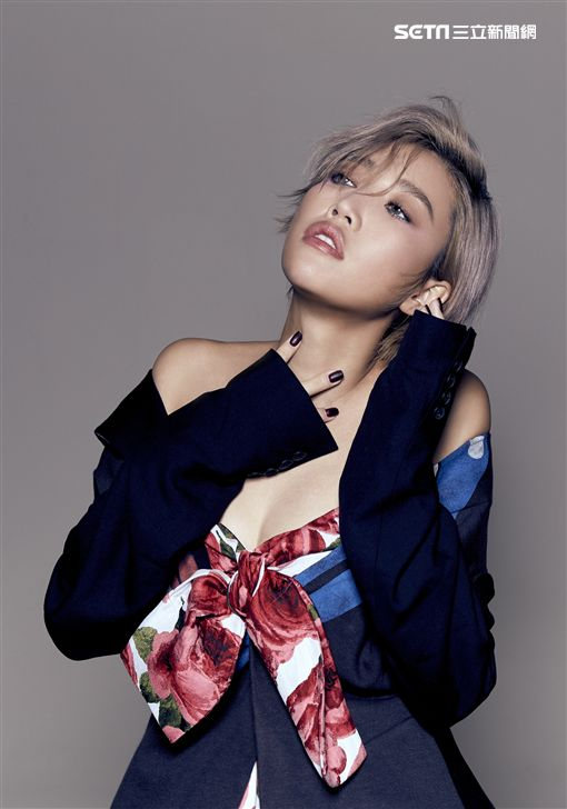 A-Lin發行影視主題曲專輯。(圖/索尼提供)