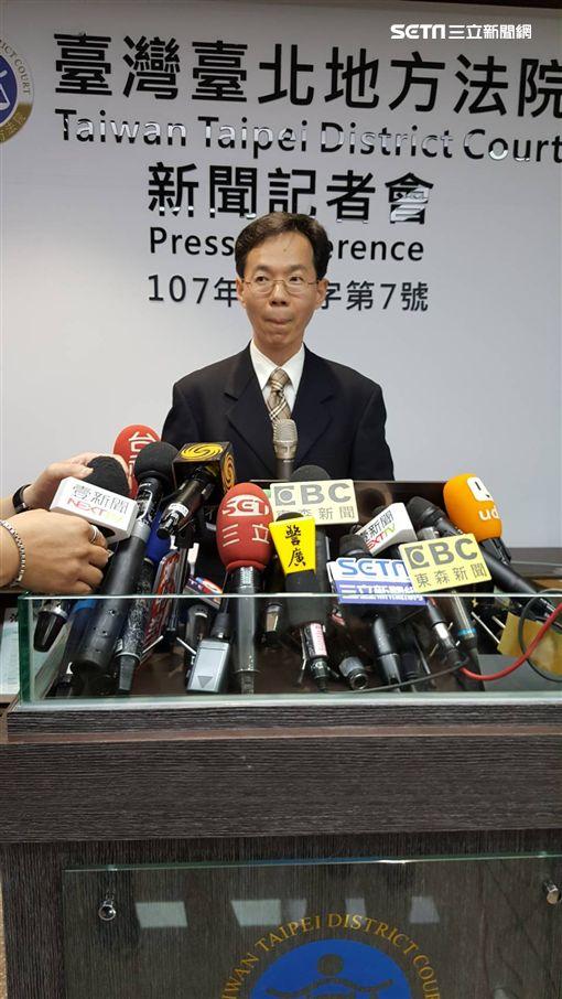 台北地院,行政庭長,黃柄縉,丁守中選舉無效。翻攝畫面