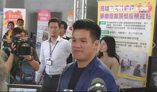 高美蘭兒子趙子淵,新聞台
