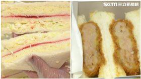 日韓超夯三明治來台! 甜鹹vs.雞肉口味