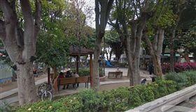 台北,萬華,萬大路,公園,衝突,下棋,窒息。翻攝自Google Map