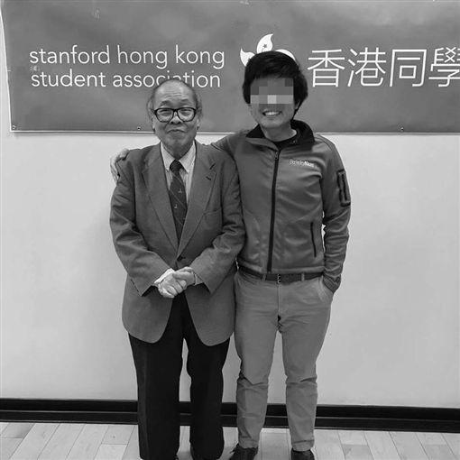 香港研究國際學者陳明銶(圖/翻攝自臉書)