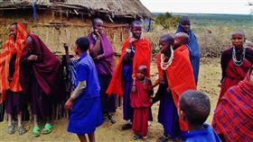 坦尚尼亞部落。(圖/Pixabay)