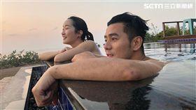 《來去CHECK IN》,郭彥均,巴鈺,小琉球。(圖/中天電視提供)
