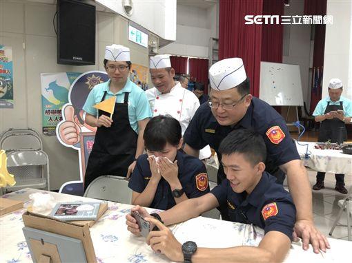 台北市,大安分局,母親節,雞湯,視訊