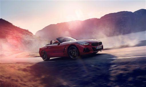 ▲新世代BMW Z4。(圖/BMW提供)