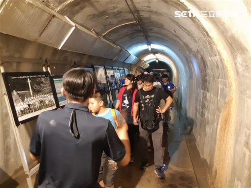 高雄市長,韓國瑜,軍事觀光,鼓山洞,高雄市觀光局,潘恒旭