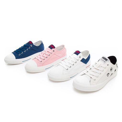 運動品牌,PONY,帆布鞋,Shooter
