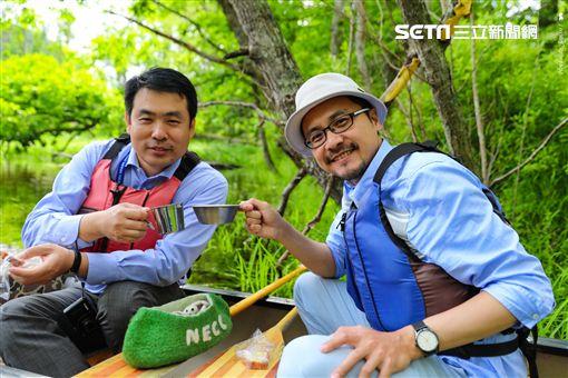 陳耀恩,Ean Chen,船槳,現煮咖啡,釧路,獨木舟漂流 勿用