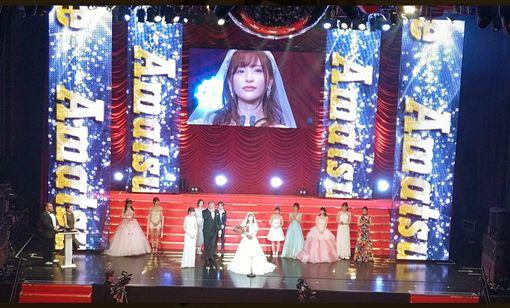 日本眾所矚目的最大FANZA成人獎典禮出爐。(圖/翻攝自playno1)