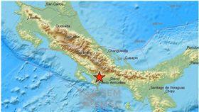 巴拿馬 地震  推特