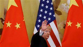 中國,美國,貿易戰(圖/翻攝自推特)