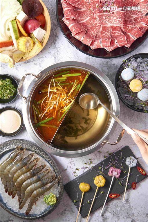 饗鮮海陸火鍋,馬卡龍,棒棒糖,饗鮮