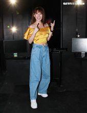 解婕翎出席「X戰警:黑鳳凰全球粉絲歡慶日活動。(記者邱榮吉/攝影)