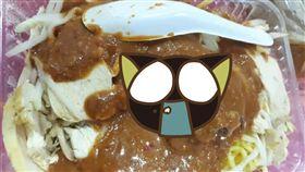 馬來西亞,老鼠,噁心,嘔吐,rojak,社群,作嘔.外餐,餐盒,我是馬來西亞人 圖/翻攝自臉書