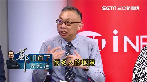 韓國瑜議會備詢惹議 范世平:挑戰台灣人極限。