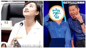 黃捷、林昶佐 圖/台視17Q提供