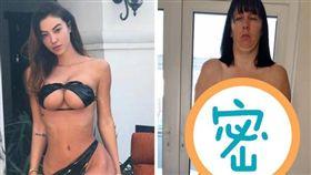 Instagram,義大利,名模,范倫蒂娜,性感,地方媽媽,比基尼