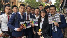 婚姻平權 記者陳冠穎攝影