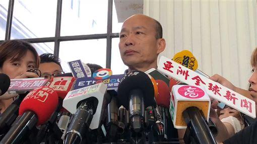 韓國瑜,楊秋興,議會,郭台銘,總統