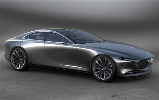 ▲Mazda Vision Coupe Concept(圖/翻攝網路)