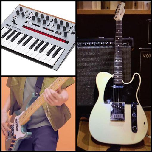 台北,文山,宇宙人,吉他,Bass,鍵盤,竊盜。翻攝自「宇宙人」臉書
