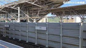 新竹高鐵。(圖/記者蔡佩蓉攝影)