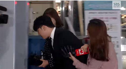 勝利/翻攝自SBS 뉴스 YouTube