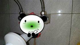 漏水,水電工,塑膠袋(圖/翻攝自爆怨公社)