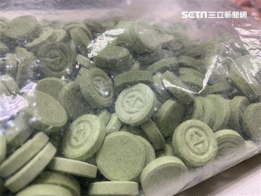 刑事局,毒品,工廠,一粒眠,毒品危害防制條例。呂品逸攝