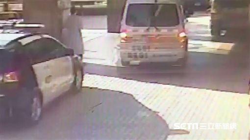 台中5歲女童遭撞