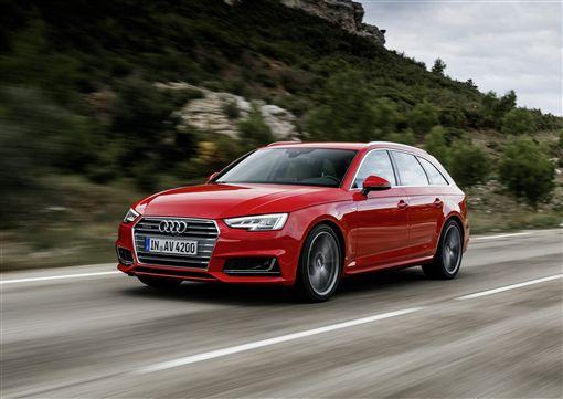 ▲Audi A4 Avant。(圖/Audi提供)