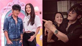 現年39歲的男星曹格,與模特兒吳速玲結婚多年 IG