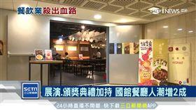 陽明山老餐廳進駐兩廳院 搶藝術商機