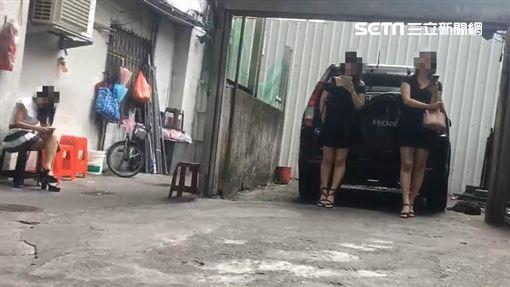 台北,萬華,賣淫,外籍女,拉客
