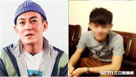 調查局,台北市調處,陳冠希,黃姓調查官,曖昧。翻攝照片