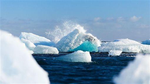 北極海。(圖/Pixabay)