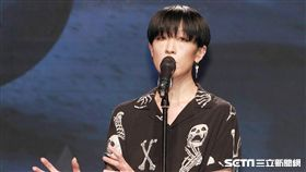 陳珊妮擔任金曲獎評審團主席。(圖/記者邱榮吉攝影)