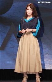 黃妃公布第30屆金曲獎入圍名單。(記者邱榮吉/攝影)
