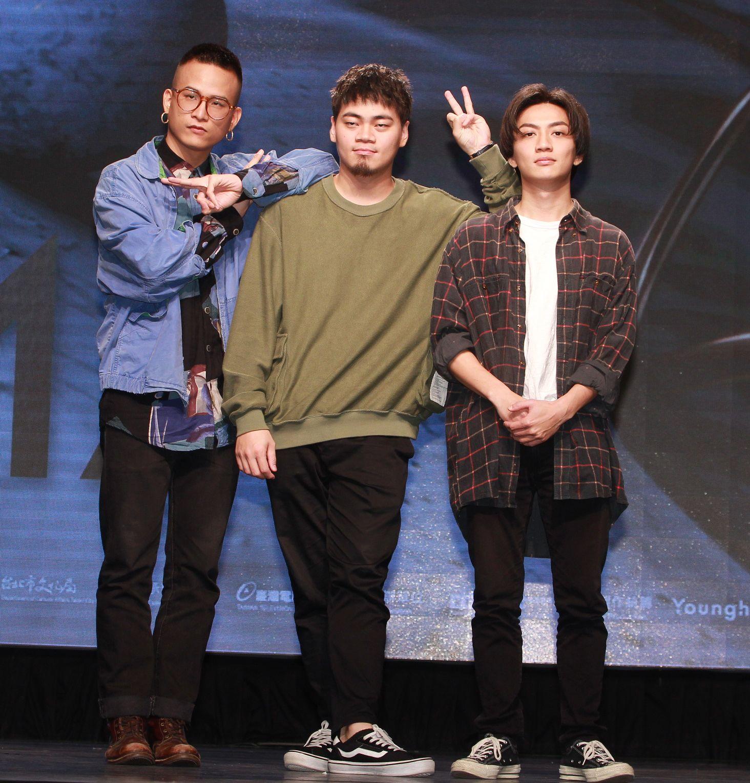 茄子蛋公布第30屆金曲獎入圍名單。(記者邱榮吉/攝影)
